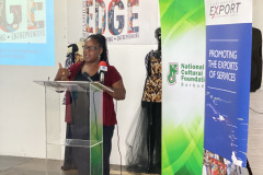 Ms. Allyson Francis, Services Specialist- Caribbean Export Development Agency