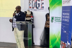 Director of Caribbean Market Centre Mr. Rodney Powers
