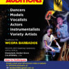 AUDITIONS FOR WCOPA BARBADOS