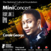 Mini Concert featuring Carole George