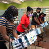 NCF workshop sets the stage for Youth Steel Orchestra